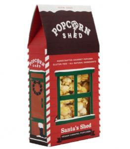 Juliga Popcorn från Popcorn Shed