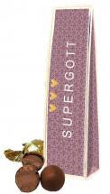 Supergott - Chokladhälsning