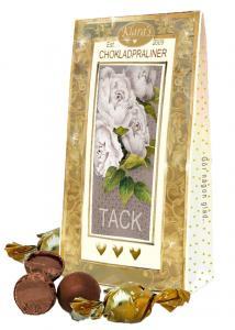 Tack - Lyxiga chokladpraliner
