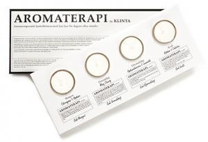 Dagskollektion Aromaterapi från Klinta