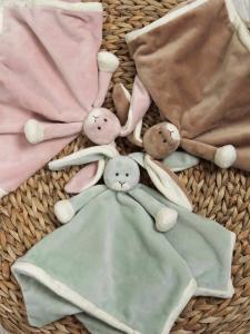 Diinglisar Snuttefilt Special Edition kanin - Teddykompaniet