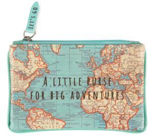 Portmonnä Karta A little purse for big adventures
