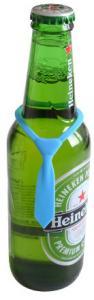 Flaskmarkörer Slips hjälper dig att hålla reda på din flaska på festen