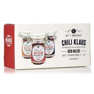Det milda gåvosetet från Chili Klaus