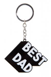 Nyckelring Best Dad