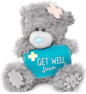 Nalle Get well soon, 13cm - Me to you (Miranda nalle)
