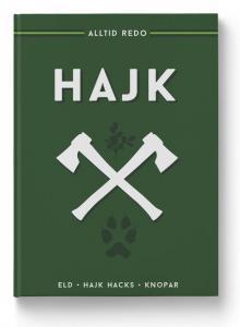 Bok Alltid redo - Hajk
