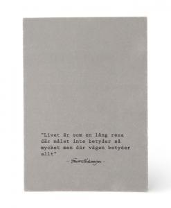 Kort Livet, grå - Ernst Kirchsteiger