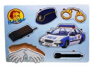 Halvan Polispussel