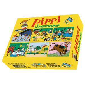 Kubpussel Pippi Långstrump