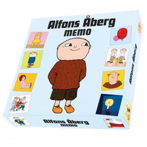 Alfons Åberg Memoryspel