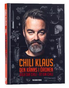 Bok Det känns i öronen från Chili Klaus