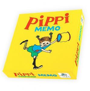 Pippi Memoryspel