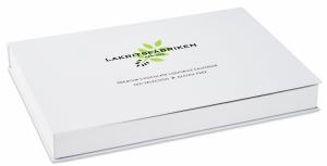 LJulkalender Lakritsfabrikens chokladdoppade lakrits - Lakritsfabriken