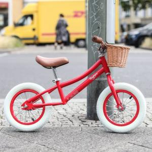 Springcykel röd - Baghera