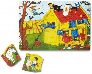 Pussel Pippi Långstrump från Micki leksaker