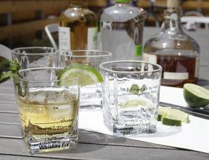 Glas för en bartender - 4-pack