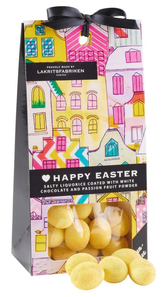 Happy Easter - lyxig chokladdragerad lakrits