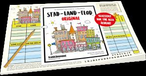 Spel Stad - Land - Flod