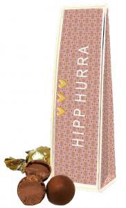 Hipp Hurra - Chokladhälsning