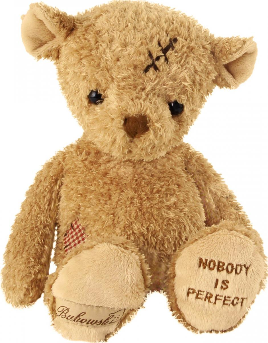 Nobody´s Perfect, Nalle - Bukowski Design