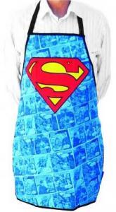 Superman-förkläde (Stålmannen)
