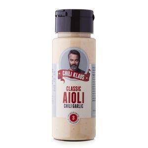 Classic Aioli Chili Garlic (vindstyrka 3) från Chili Klaus