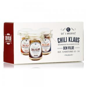 Det vilda gåvosetet från Chili Klaus