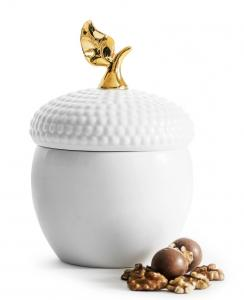 Keramikburk Ekollon från Sagaform
