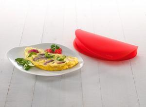 Omelettform för micro - Lékué