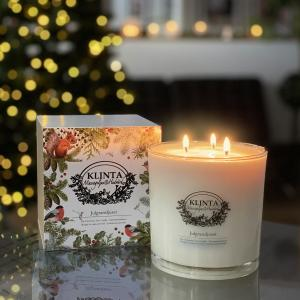Julgransljuset från Klinta