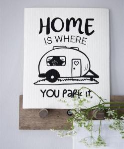 Disktrasa Husvagn Home is