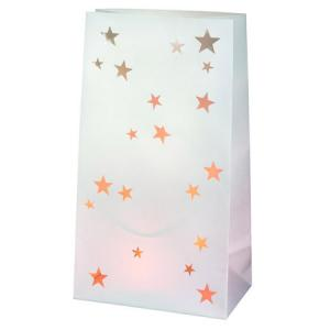 Papperslykta Stars - Räder