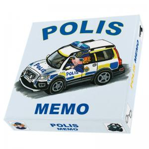 Polis Memoryspel