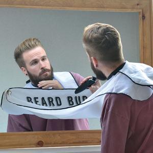 Beard Buddy Förkläde för rakning