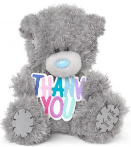 Nalle Thank You, 13cm - Me to you (Miranda nalle)