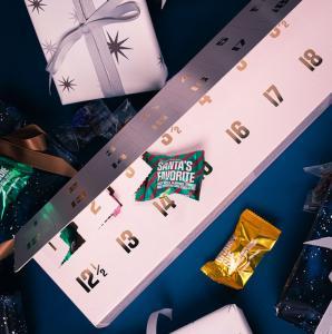 Simply Chocolate Julkalender - Lakritsfabriken
