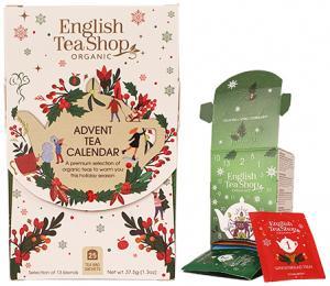 Te-Adventskalender Ask (Ekologisk.) - English Tea Shop
