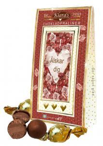 Älskar Dig - Lyxiga chokladpraliner