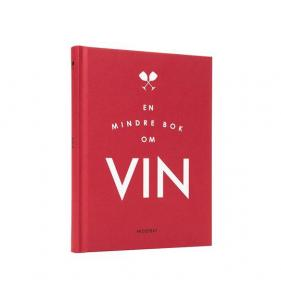 Bok En mindre bok om vin