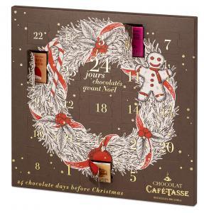 Chokladkalender från Café Tasse