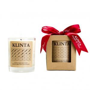 Adventsljus, massage-/doftljus från Klinta