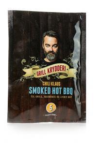 Smoked Hot BBQ Grill Spice (vindstyrka 5) från Chili Klaus