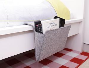 Förvaringsficka till sängen