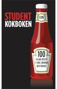 Studentkokboken med lättlagade och billiga recept