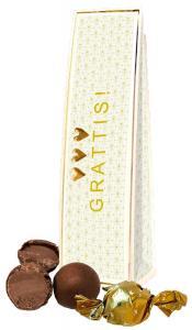 Grattis - Chokladhälsning
