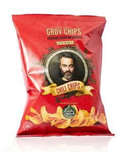 Chili Chips (vindstyrke 4) från Chili Klaus