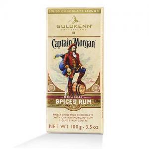 Captain Morgan Rom - likörfylld choklad