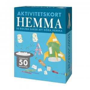 Aktivitetskort - HEMMA