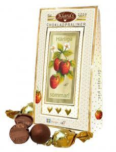 Härliga Sommar - Lyxiga chokladpraliner